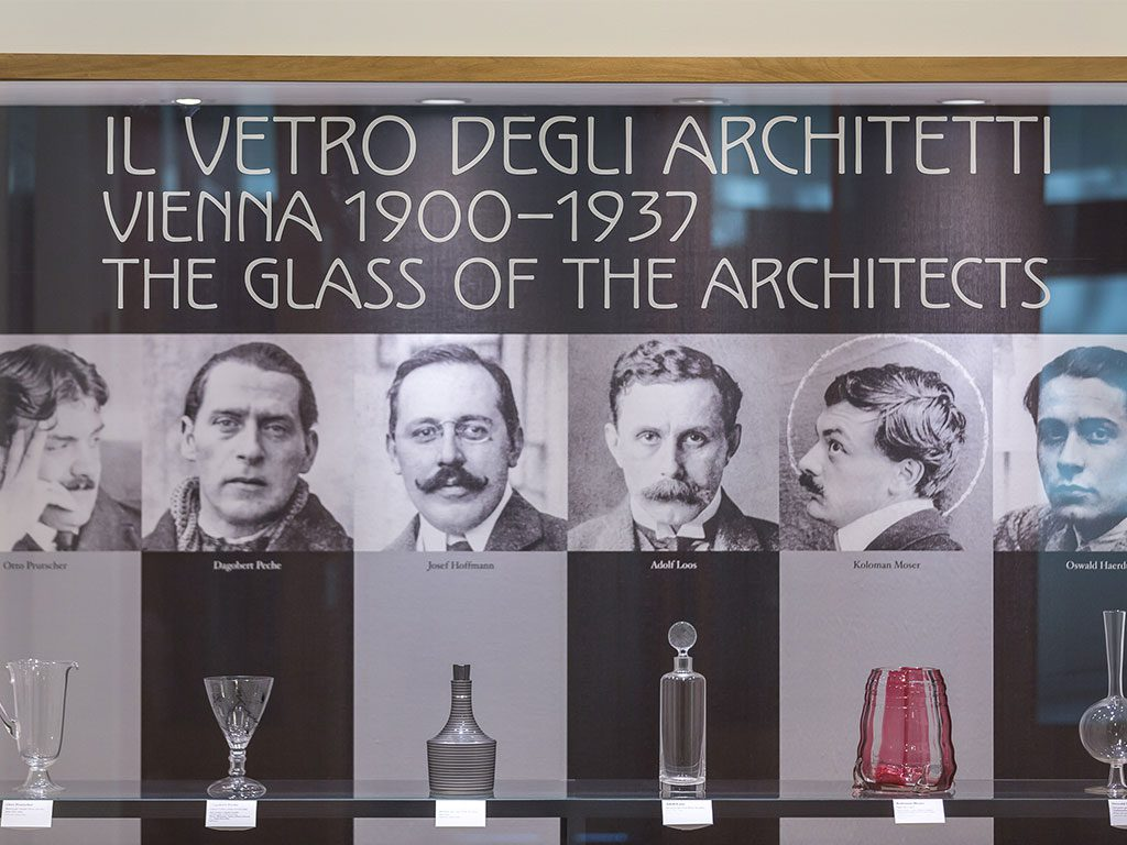 the glass of the architects