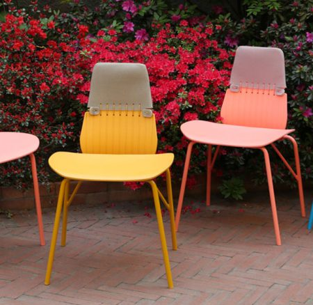 In outdoor – design morbido o colorato