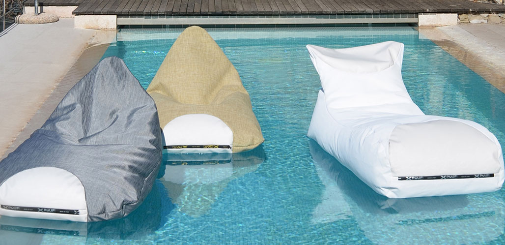 pouf piscina outdoor