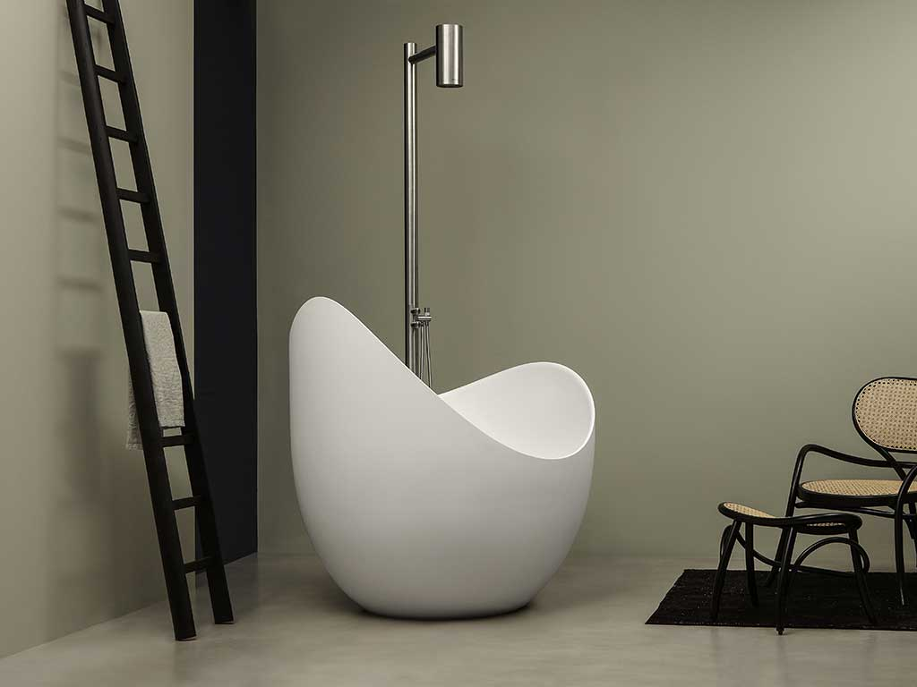 Vasche da bagno stand alone la casa in ordine for Vasca bagno design