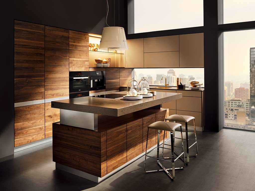 Cucine freestanding funzionalit e design la casa in ordine - Cucine decorate ...