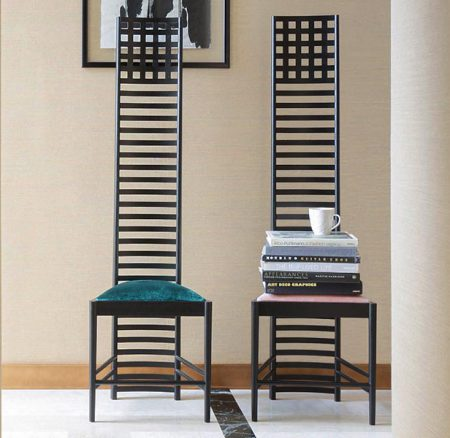 Icone di Design – Charles Rennie Mackintosh