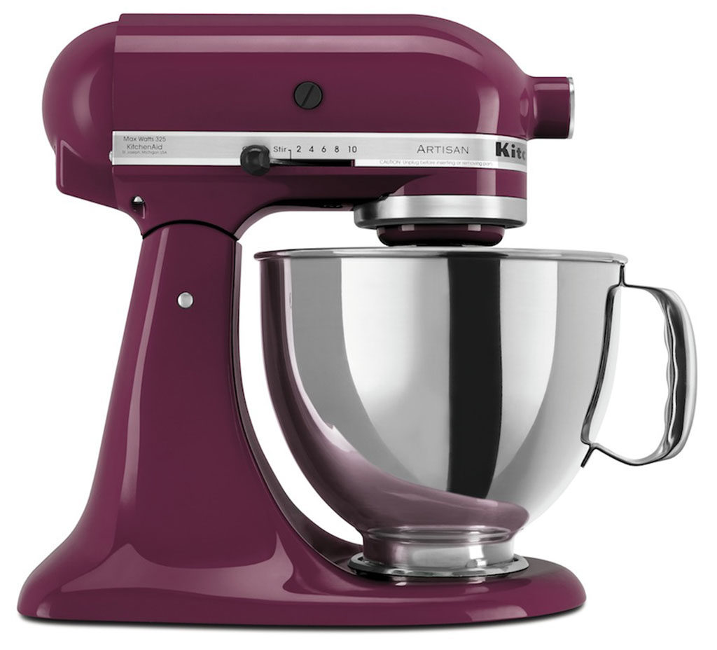 kitchenaid impastatrice