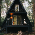 the triangle cabin