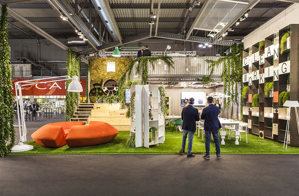workplace salone del mobile milano