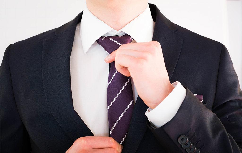 fare nodo cravatta