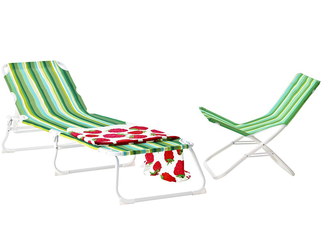 Lettini Da Spiaggia Pieghevoli Ikea.Voglia Di Mare La Casa In Ordine