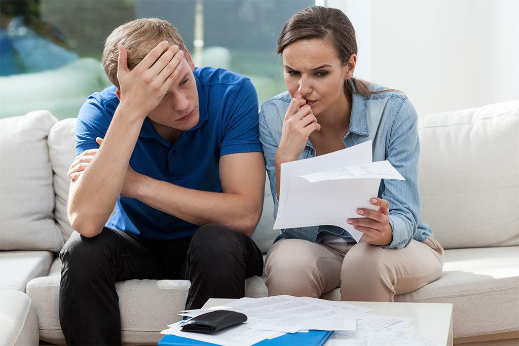 coppia pagamento tasse calcoli