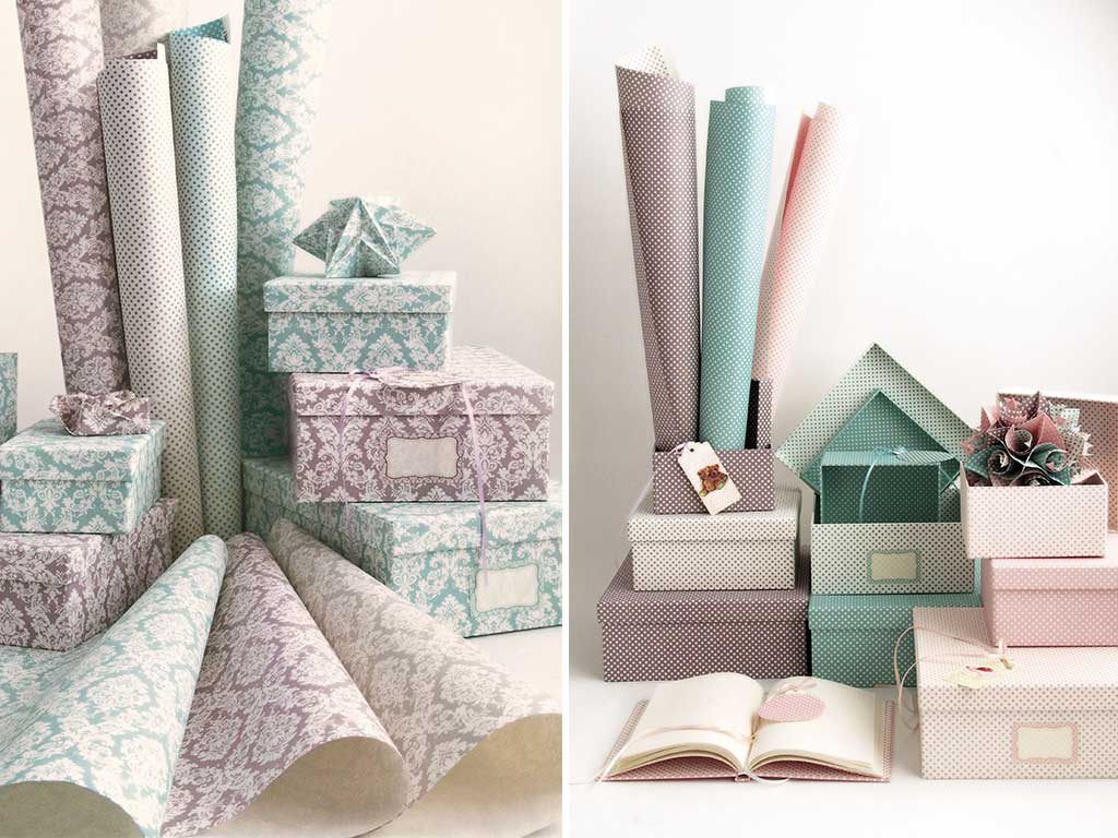 colori tendenza 2016 carta regalo