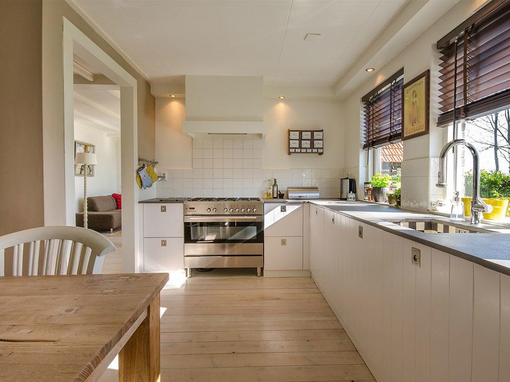 cucina casa forno gas