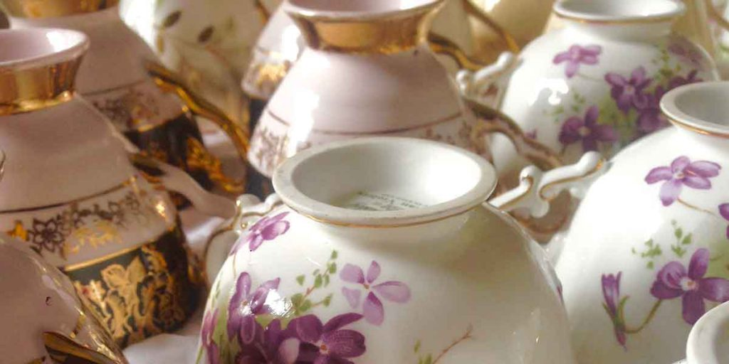 tazze da tè