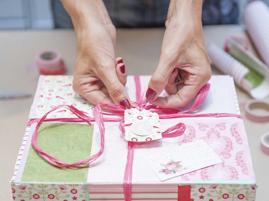 pacco regalo s.valentino