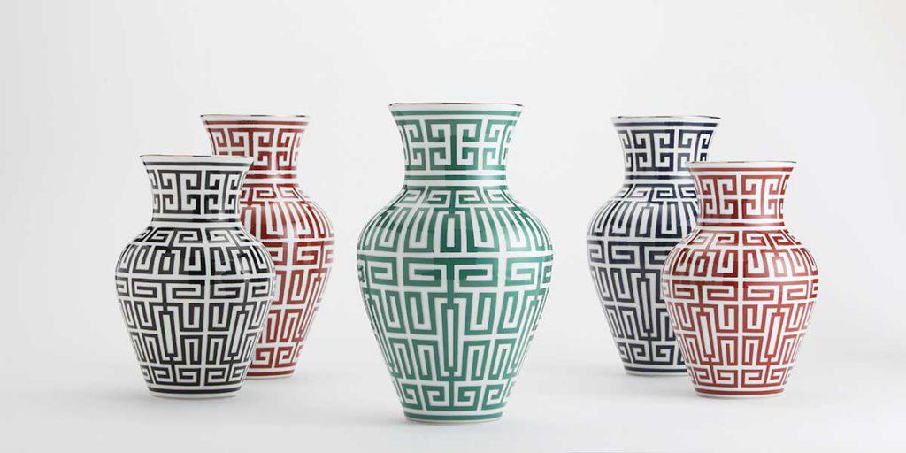 vasi ming porcellana