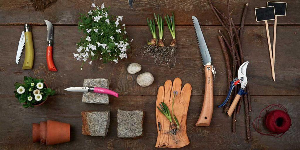 giardinaggio attrezzi