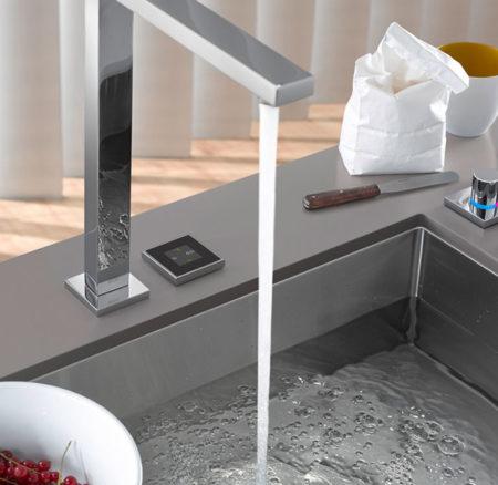 L'evoluzione dei rubinetti in cucina