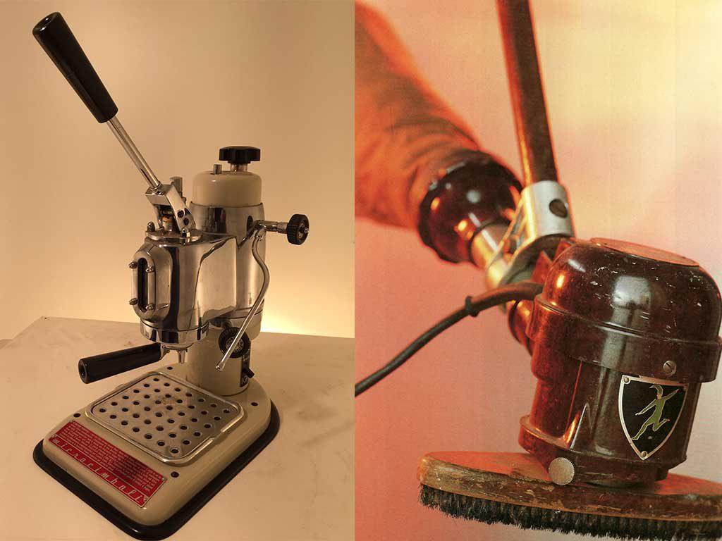 macchina caffè d'epoca