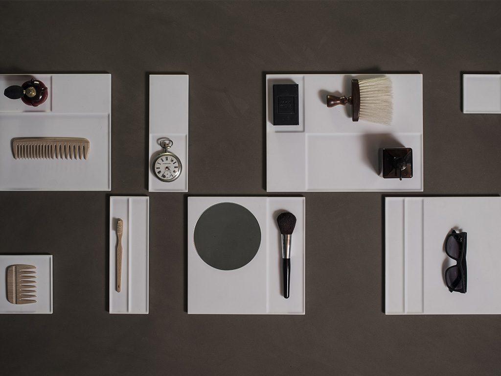 Accessori Bagno Antonio Lupi.Tabula Oggetti D Arredo Per Il Bagno La Casa In Ordine