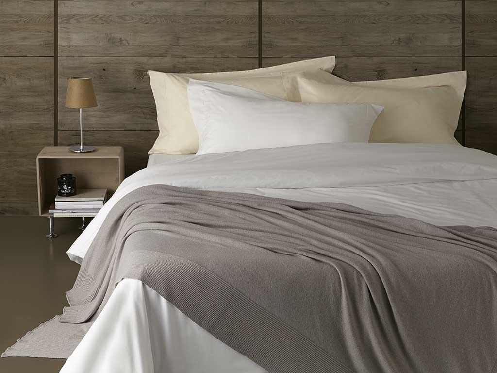 coperta plaid letto