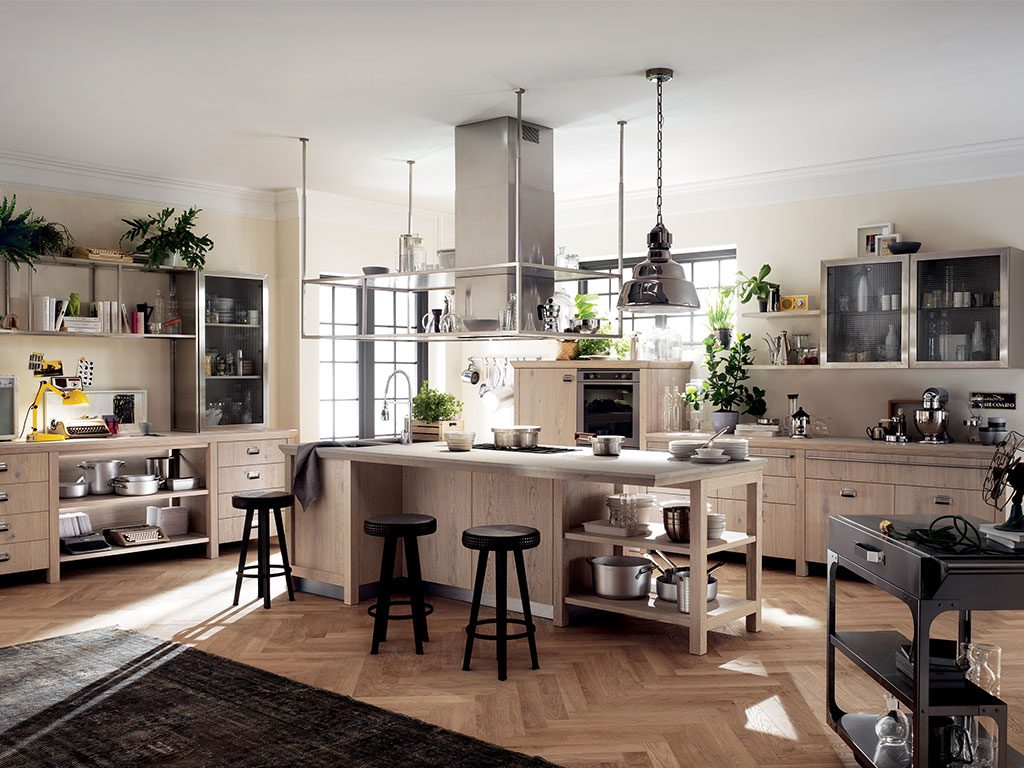 cucina freestanding