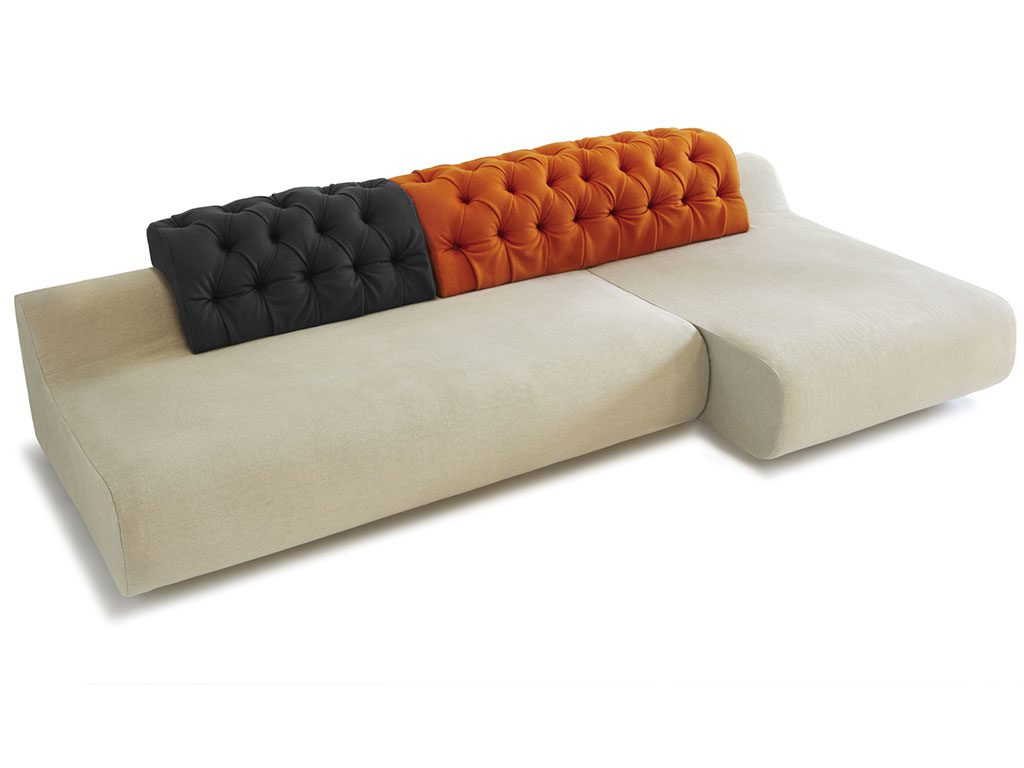 divano design tessuto colore