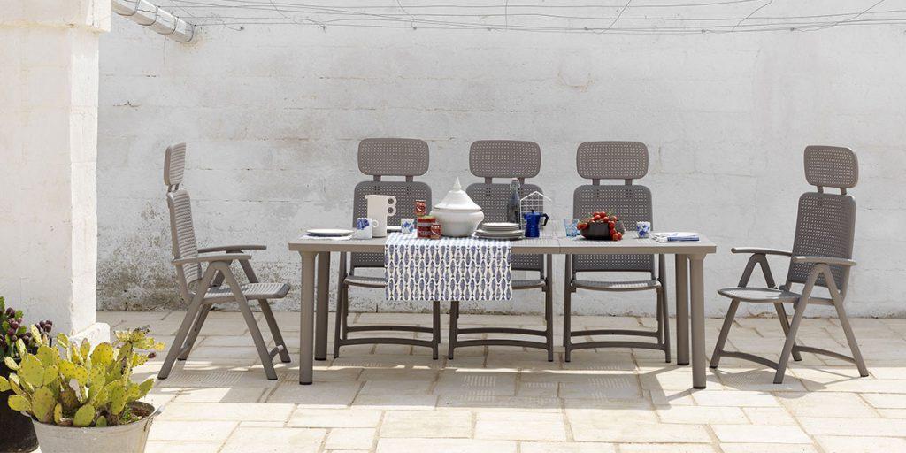 tavolo arredamento outdoor