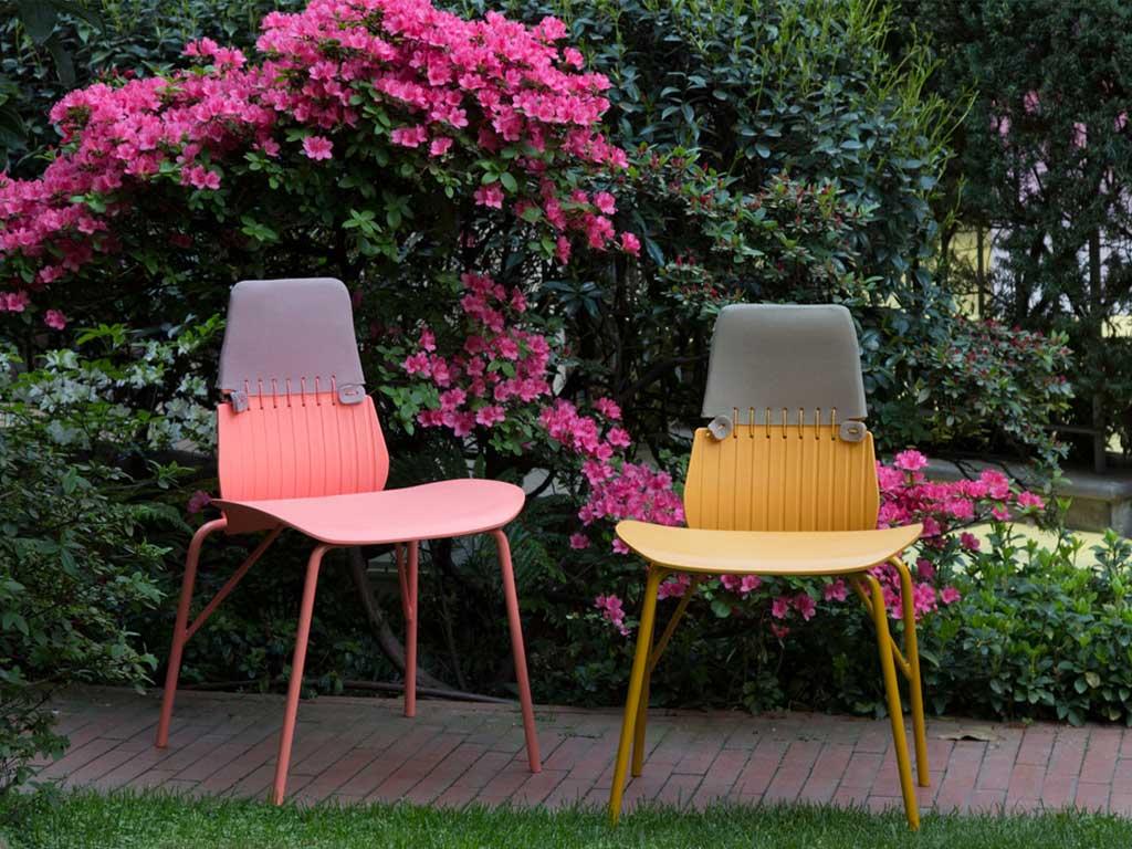 sedie da esterno