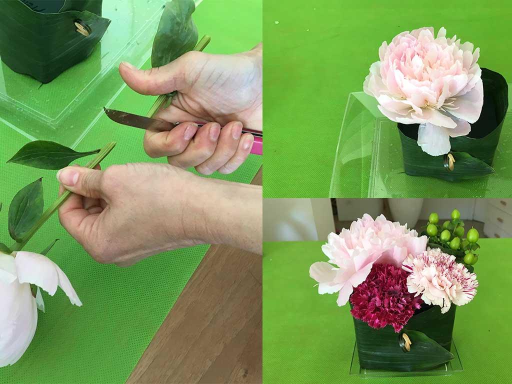 sushi di fiori tutorial