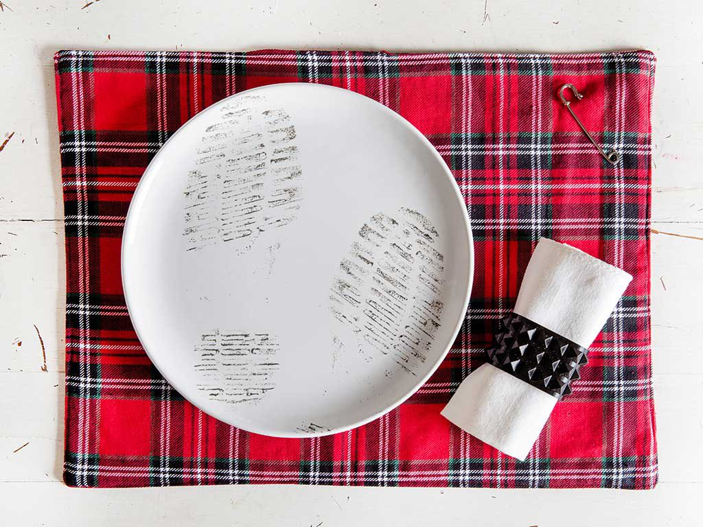 punk tableware