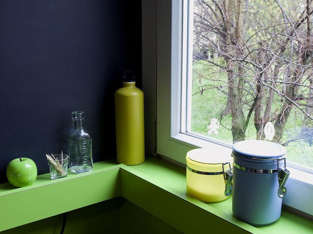 pareti casa colori