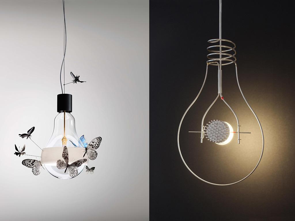Luce Sospensione Design.Lampade A Sospensione Funzionalita E Design La Casa In