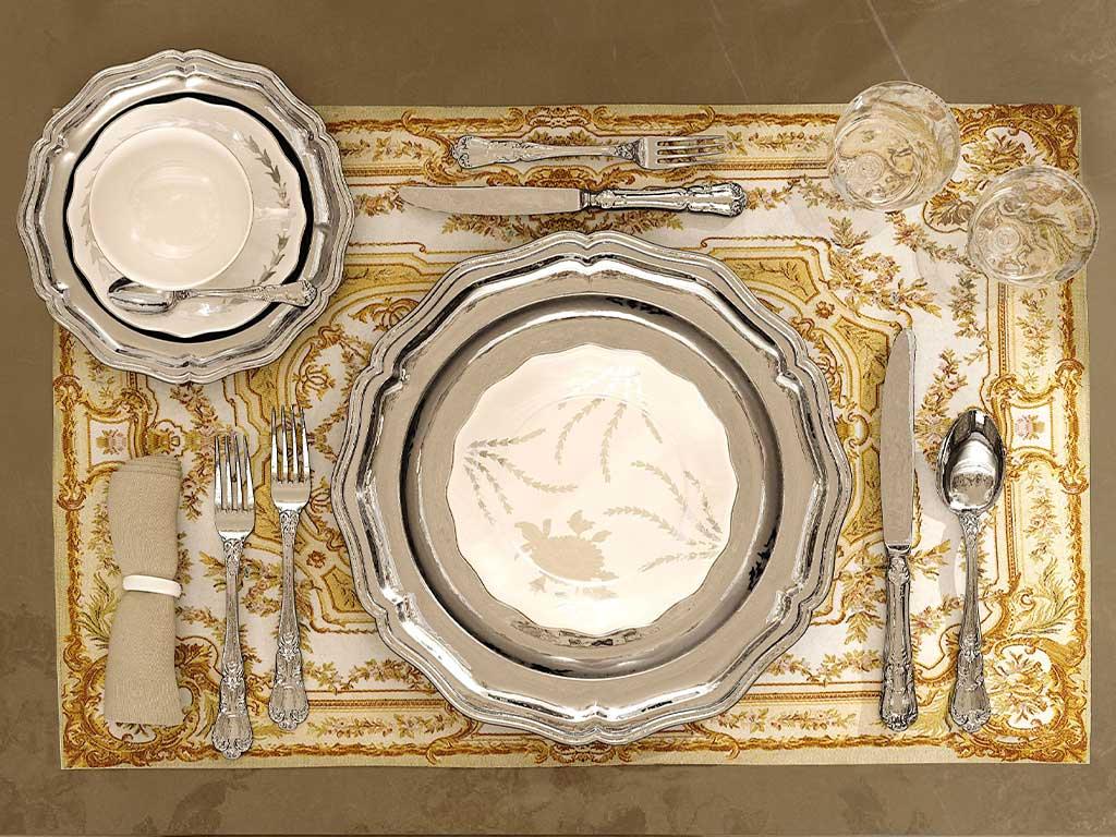 argento tavola
