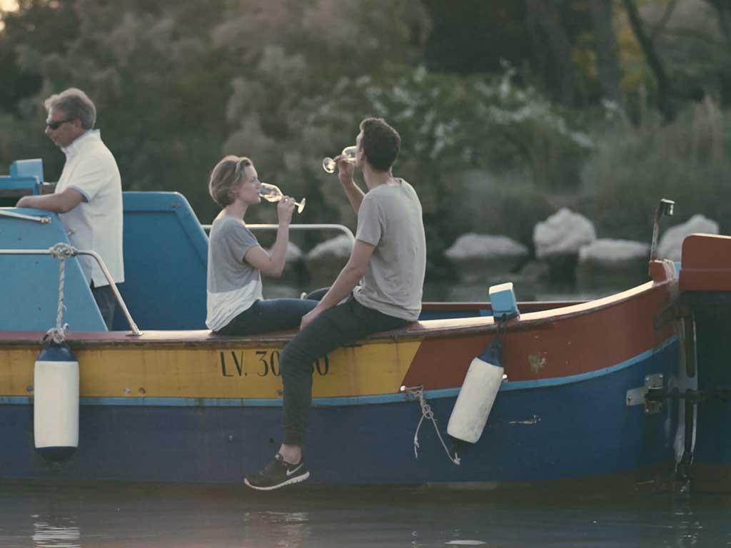 aperitivo barca venezia