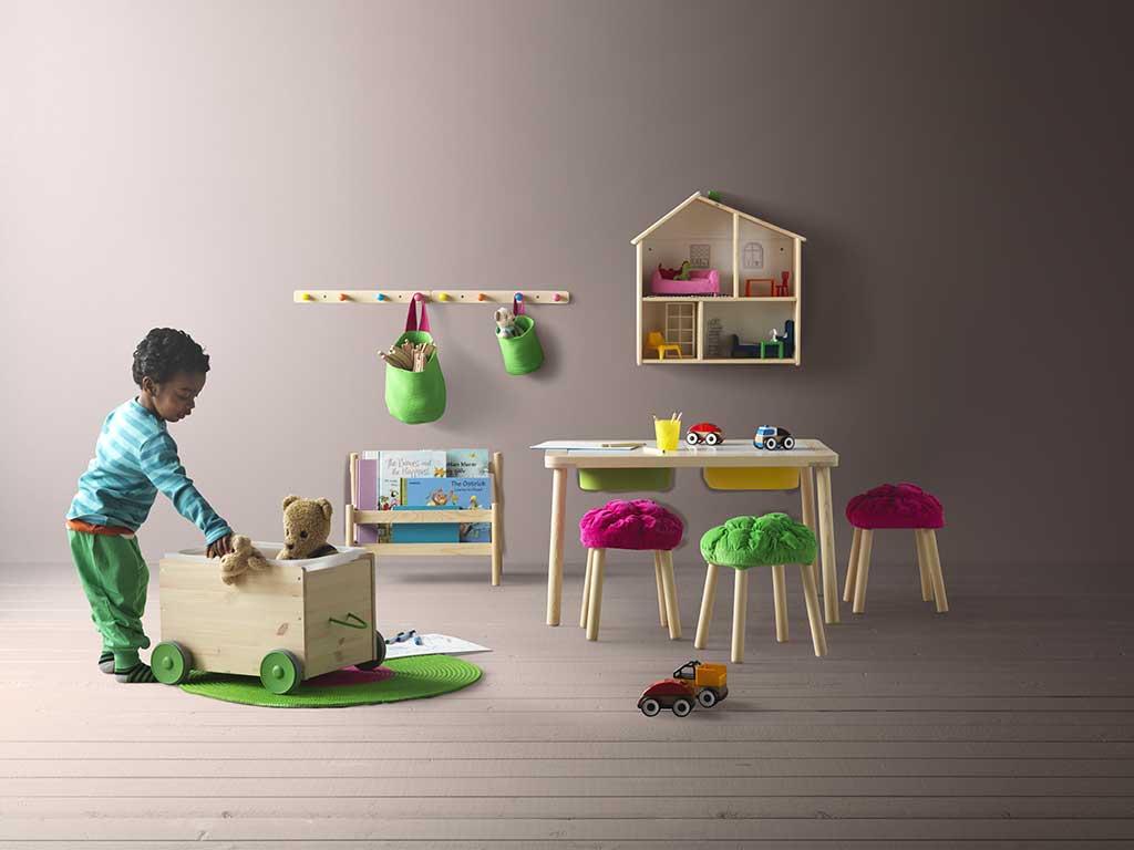 casa bambole ikea