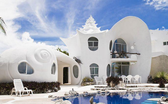 casa airbnb messico