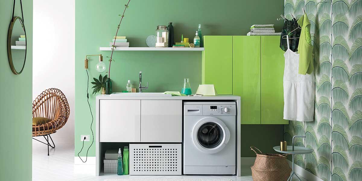 Mobili Per Lavanderia Di Casa.Lavanderia Multifunzionale Tradizione E Modernita La