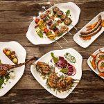 piatti per barbecue
