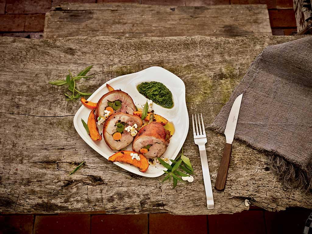piatto bistecca