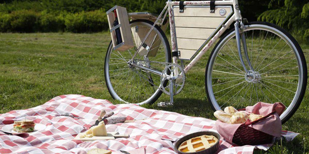 picnic bicicletta