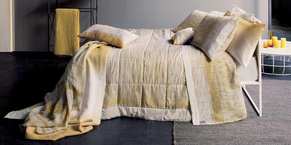 0116000ee8 Biancheria per il letto - cotone, lino o seta? | La casa in ordine