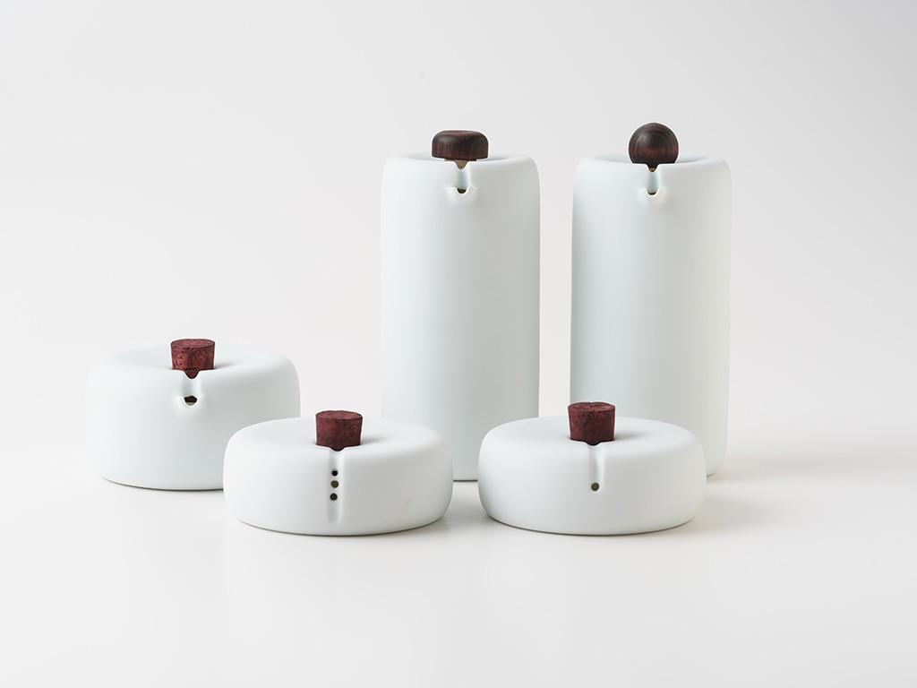 servizio porcellana design
