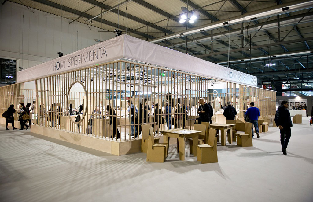 stand homi milano