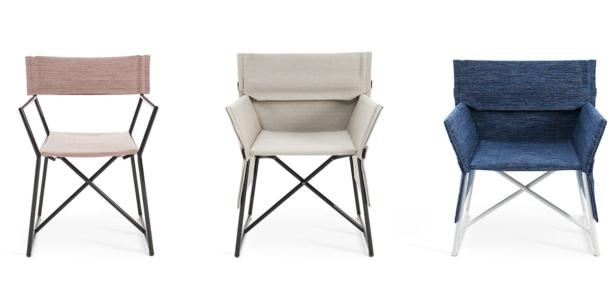 sedie da regista eleganti e pratiche la casa in ordine On sedia design 2016