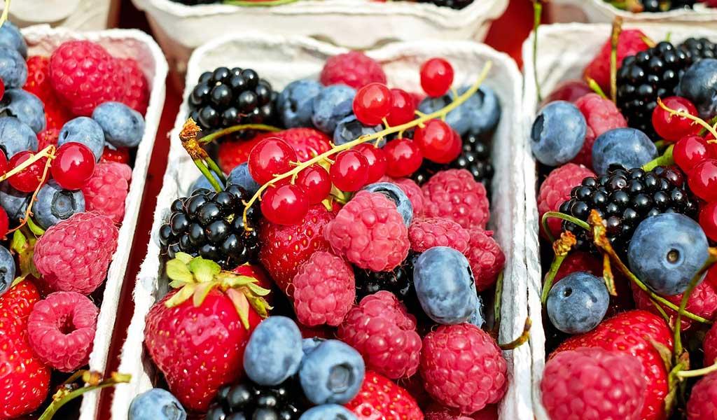 macchia frutta