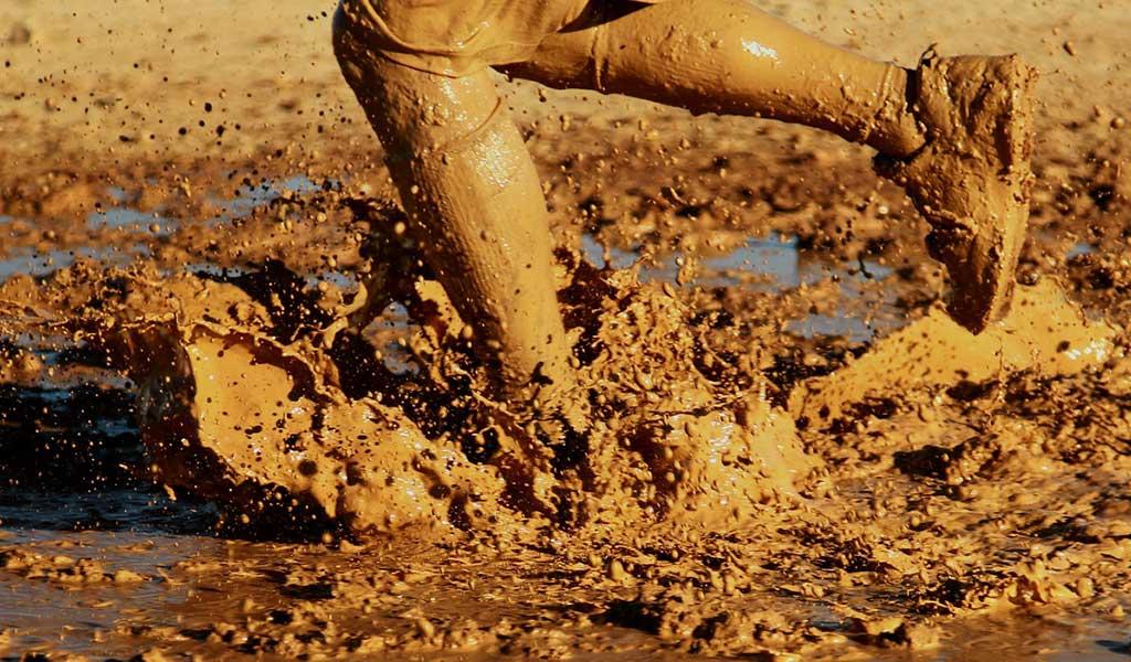 macchia fango