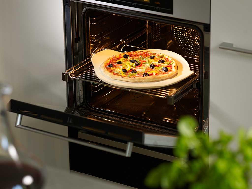 piatto refrattario pizza