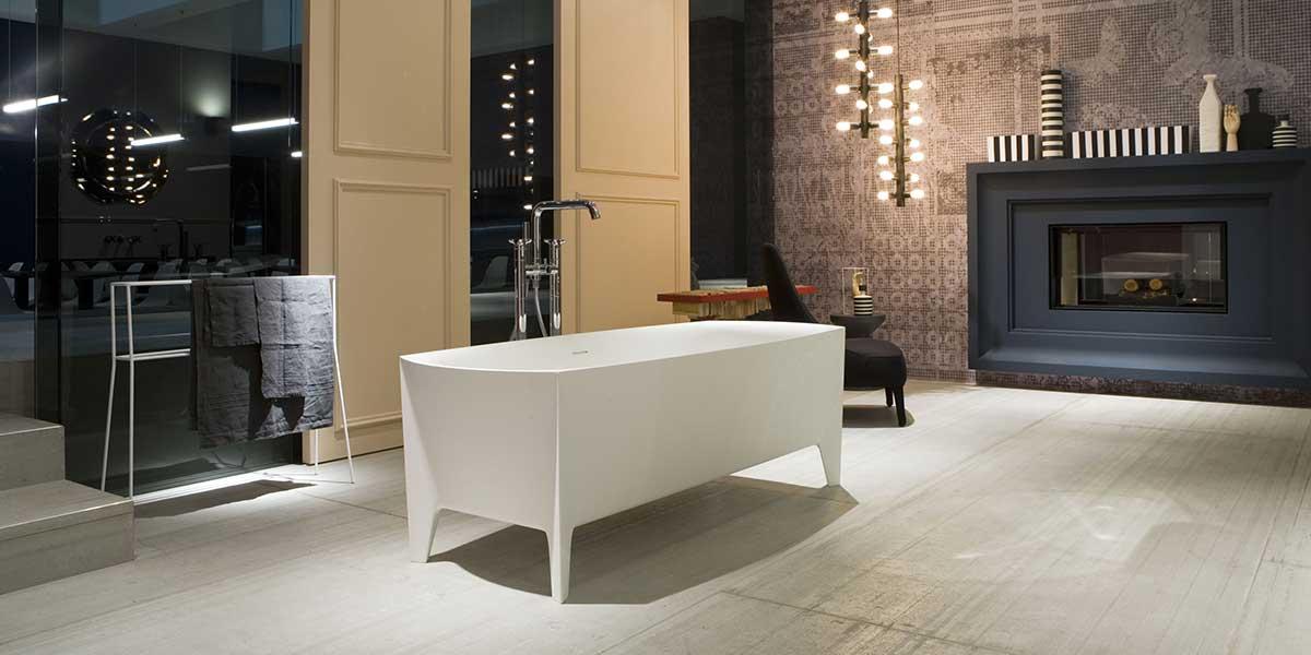 Vasche da bagno stand alone la casa in ordine - Vasche da bagno retro ...