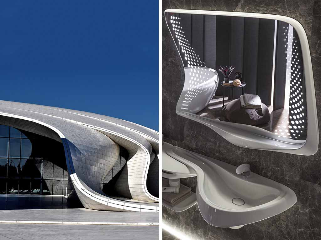 zaha hadid interior design