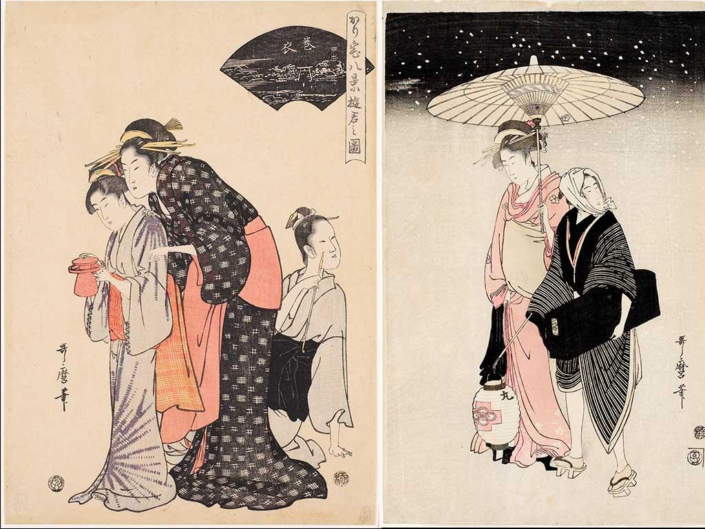 illustrazioni hokusai