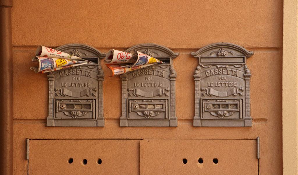 cassetta lettere