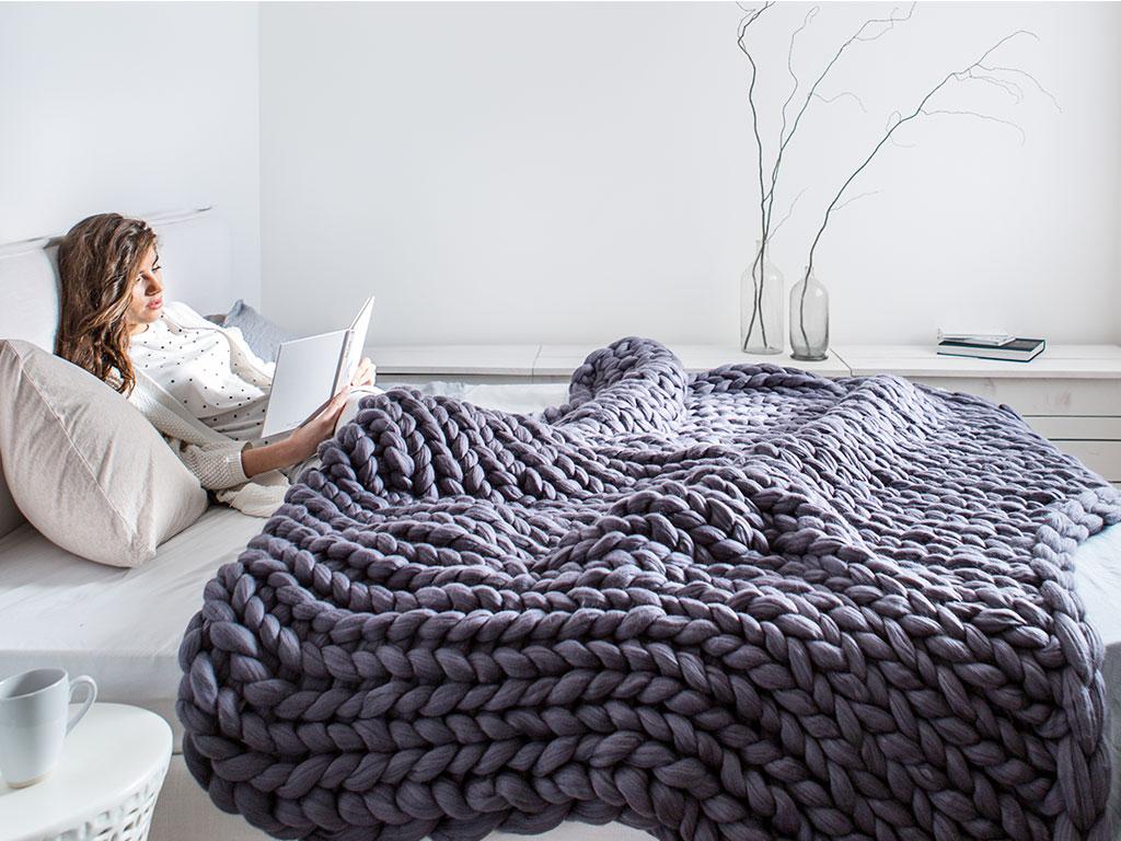 coperta camera da letto
